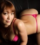 Kokomi sakura  kokomi sakura posing in pink lingerie  she has a appealing slim anatomy with nice large tits. Kokomi Sakura posing in pink lingerie  She has a charming slim body with good considerable tits