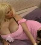 Lolo ferrari  the french porn star lolo ferrari fuck by two guys. The french porn star Lolo Ferrari have sex by two guys