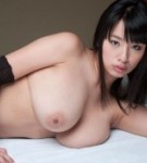 Hana haruna  curvy asian hana haruna posing outside her natural great tits. Busty asian Hana Haruna posing outside her natural big breasts!