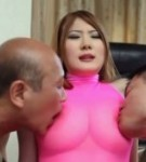 Hot suc on two guys by busty asians momoka nishina.