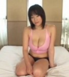 Kei sugiyama titty fucks a guy with her 100 natural voluminous