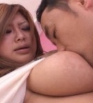 Curvy asian with a chubby body make love with joy and delight a japanese male.