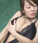 Hitomi tanaka and yuri himegami playing with eachother.